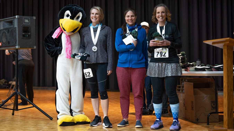 Courtney Disposti National Cherry Festival Half Marathon 2017.
